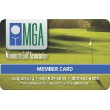 MGA Handicap Card